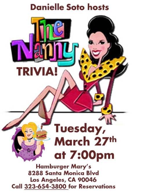 The Nanny Trivia